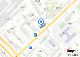Компания «БИТ» на карте