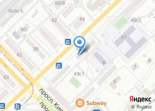 Компания «Ниточка» на карте