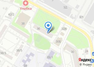 Компания «Муниципальная аптечная сеть» на карте