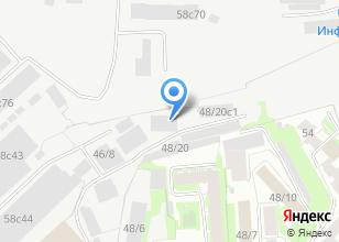 Компания «Гараж-Т» на карте