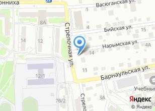 Компания «Благовестник» на карте