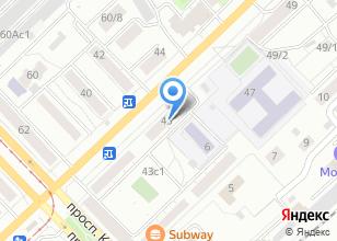 Компания «Сансара» на карте