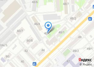 Компания «Информационный центр Управления МВД России по Томской области» на карте