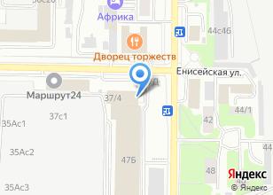 Компания «Vasabi24» на карте