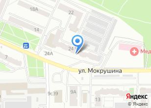 Компания «Женьшень» на карте