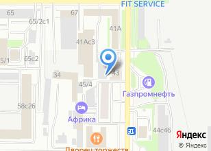 Компания «ХИЩНИКЪ» на карте