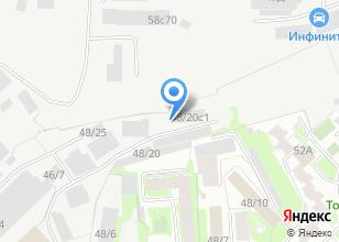 Компания «Сибплазма» на карте
