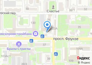 Компания «Русская кухня» на карте