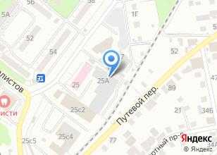 Компания «Авторуль70» на карте