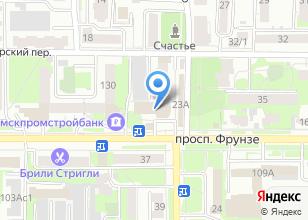 Компания «Профф» на карте