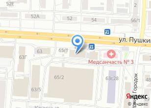 Компания «Межрайонный отдел судебных приставов» на карте