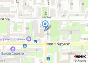 Компания «Cимка» на карте