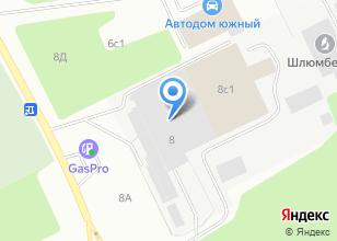Компания «Ильма» на карте
