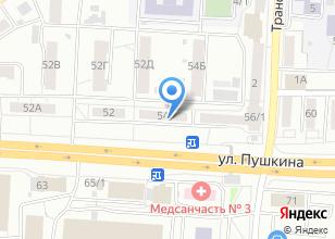 Компания «ПАРИКМАХЕРЪ» на карте