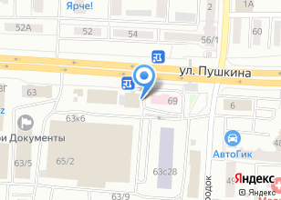 Компания «Мастер plus» на карте