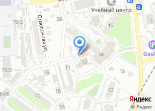 Компания «Simpex» на карте