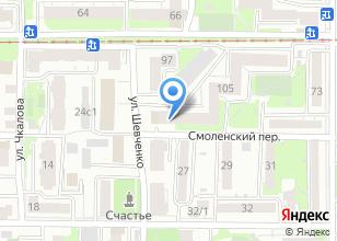 Компания «Интерпрайз» на карте