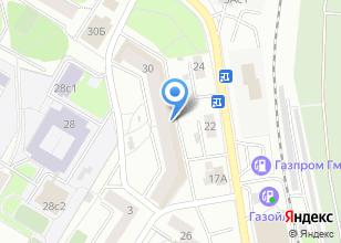 Компания «Пеленг» на карте