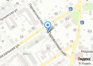 Компания «Maximum вкуса» на карте