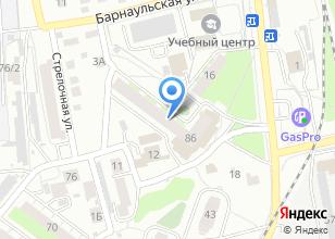 Компания «FRESH ТЕКСТИЛЬ» на карте