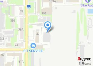 Компания «Гудвины» на карте