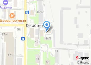 Компания «Томская авиабаза» на карте