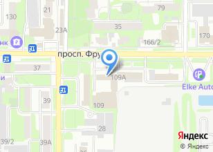 Компания «Домашний Персонал» на карте