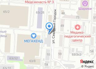 Компания «Фортресс» на карте