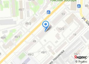 Компания «Добрый мир» на карте