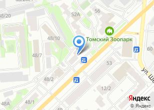 Компания «Avto Корея» на карте