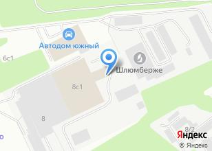 Компания «PROSTO» на карте