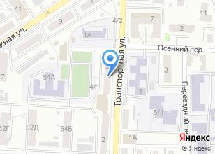 Компания «Сибхолод-Сервис» на карте