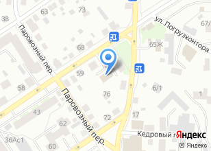 Компания «ГарантАвто» на карте