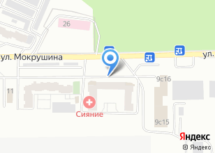 Компания «Газкотлоавтоматика» на карте
