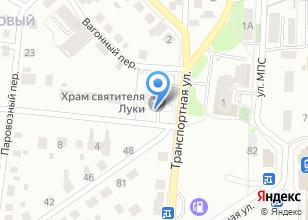 Компания «Томская митрополия Русской Православной Церкви» на карте