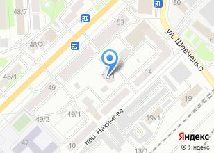 Компания «Кировский массив» на карте