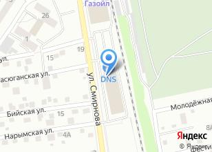 Компания «Командор Томск» на карте