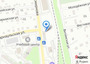 Компания «Автодвор МВ и Д сеть магазинов» на карте