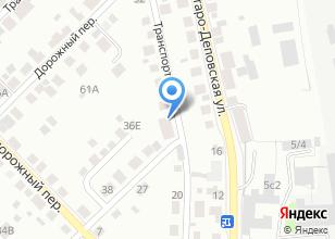 Компания «Дизайн-Комфорт» на карте