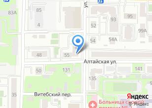 Компания «Доктор Пилюлькин» на карте