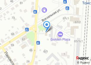 Компания «Стандарт-Авто» на карте
