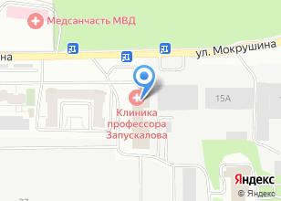Компания «Технофит» на карте