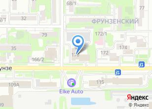 Компания «Газпром газораспределение Томск» на карте