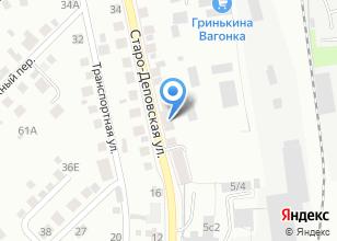 Компания «Автоленд-Сервис» на карте
