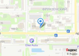 Компания «ТехноЦентр-Т» на карте