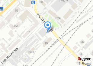 Компания «TECH LUX» на карте
