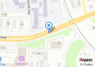 Компания «ДАР-МЕБЕЛЬ» на карте