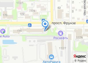 Компания «ДРТ-Сервис» на карте