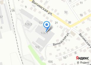Компания «Томский завод Кузнецова» на карте