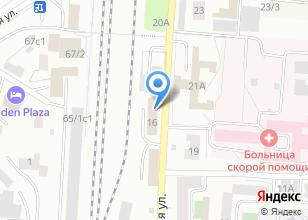 Компания «Идк-комплект» на карте